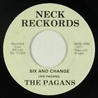 Punk 45 - Pagans - Six And Change - Neck Reckords - mp3 - rare!
