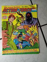Action Force - Comic Magazin  von Condor  Heft  4