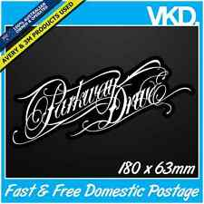 Parkway Drive Sticker/ Decal - Band Music Hardcore Metal Skateboard BMX UP Vinyl