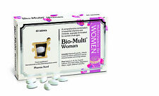 Bio Multi Woman Vitamin & Mineral Supplement - 60 Tablets by Pharma Nord