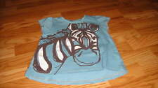 NWOT NEW EURO NEXT 1.5-2 YRS 18-24  ZEBRA DRESS LONG TOP