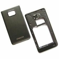 100%Genuine Samsung Galaxy S II i9100 rear housing+camera glass+battery cover S2