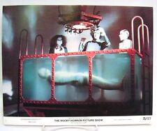 Original Lobby Card 1975 ROCKY HORROR PICTURE SHOW