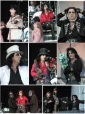 "25 6""x4"" Alice Cooper concert photos Milton Keynes 2006"