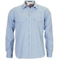 The Barbour Steve McQueen™ Collection Long Sleeve Caliber Western Style Shirt