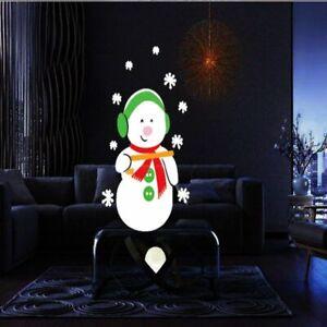Christmas Laser Projector Lights Outdoor Animation Display 4 LED Beams Lighting
