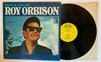 There Is Only One Roy Orbison - 1965 Yellow DJ Promo Label (EX) Ultrasonic Clean