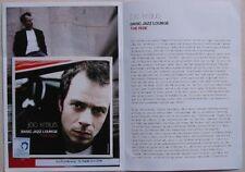 Joo Kraus The Ride Rare Pressfolder Inc. CD