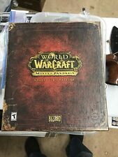 World of Warcraft: Mists of Pandaria -- Collector's Edition code is used