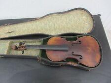 Alte Geige Violine Full Size ca. 59,4 cm Zettel