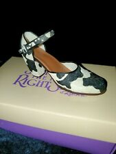 Just the right shoe raine Bovine Bliss 1999 25036