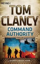 Command Authority / Jack Ryan Bd.16 von Tom Clancy  Taschenbuch ++Ungelesen++