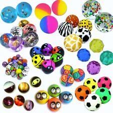 Flummi Ball, bunte Auswahl Springbälle, Mitgebsel Kindergeburtstag