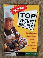 NEW More Top Secret Recipes: More Fabulous Kitchen Clones of Brand-Name Foods