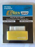 Celox Performance OBD2 Tuning Chip . Fits BMW Petrol Engines