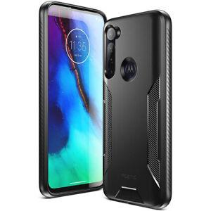 Motorola Moto G Power G Stylus 2020 Phone Case Poetic® Soft TPU Shockproof Black