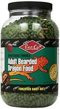 Rep-Cal SRP00816 Adult Bearded Dragon Pet Food, 2-Pound, New, Free Shipping