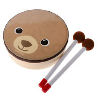 Toddlers Kids Educational Toy Drum Percussion Parts for Musical Lovers