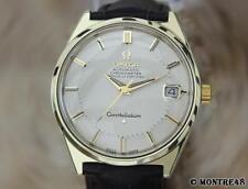 Omega Constellation Piepan Chronometer Swiss 1960 Automatic 34mm Men Watch AU27