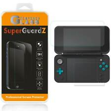 Nintendo 2DS XL Screen Protector Guard (Top Tempered Glass + Bottom PET Film)