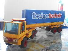 Fischertechnik Super-Truck 30477 #Please Read #