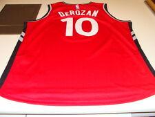 853515d020e NBA Toronto Raptors Demar DeRozan Adidas Jersey Red Swingman XL 2015-16 New