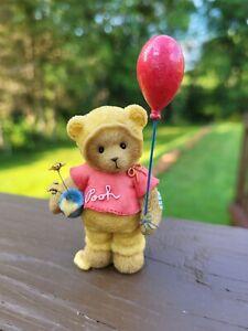Cherished Teddies 4007414 Winnie The Pooh Avon Exclusive
