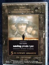 Saving Private Ryan - Tom Hanks - 60th Anniversary Edition DVD # 237