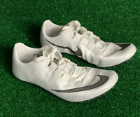 Nike Superfly Elite Track Running Shoes Spikes 835996-001 Men's Sz 9.5