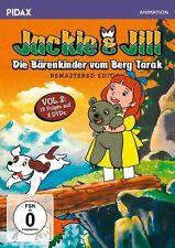 Jackie & Jill - Die Bärenkinder vom Berg Tarak - Vol. 2 * DVD Anime-Serie Pidax