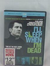 Ill Sleep When Im Dead (DVD, 2004, Widescreen Collection)