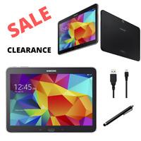 Samsung Galaxy Tab 4 Bundle 10.1-inch | 16 GB,Black | Wi-Fi +4G AT&T CLEARANCE!!