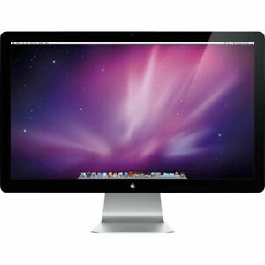 Apple MC007LL/A Cinema Display 27 inch  LED Monitor
