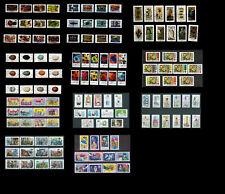 la série de timbres français oblitérés de 2020 : à partir de 1 euro la série