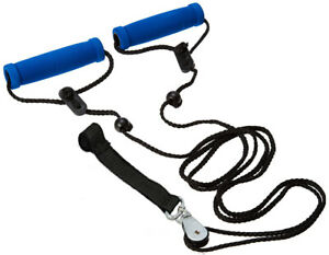 BodyHealt Overhead Shoulder Pulley Therapy Exercise Pulley System (Strap)