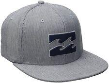 Billabong  ALL DAY Mens Hat (NEW) Navy Blue ADJ. SNAPBACK Bong Cap FREE SHIPPING