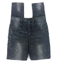 adca1e0ec1 Cello Jeans Skinny Womens Size 11 High Waist Acid Black Dark Wash Denim