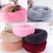 Soft Plush Dog Bed Washable Fluffy Cushion Warm Luxury Pet Cat Puppy Mat Nest