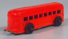 "Vintage Pull Behind Bus Passenger Trailer 2.75"" Die Cast Scale Model"