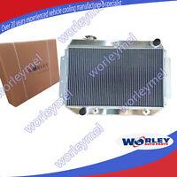 FOR Holden Torana Radiator HQ HJ HX HZ HK Kingswood V8 308 253 3 ROW Aluminium