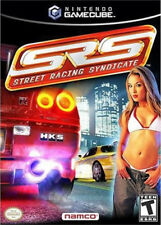 Street Racing Syndicate (SRS) NGC New GameCube