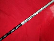"Grafalloy ProLaunch Platinum 65 Driver Shaft .350 Tip 46"" R-Flex Uncut"