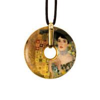 Goebel Adele Bloch-Bauer Kette Artis Orbis Kunst Porzellan Gustav Klimt 66989583