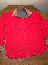 GANT The Rugger Polyester/Cotton Jacket Shirt Mens Size L REVERSIBLE