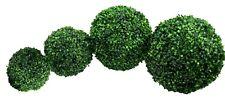 Buchsbaumkugel Ø25cm Kunststoff grün Kunstpflanze