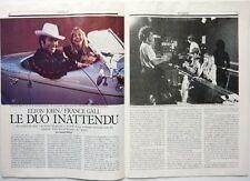 Mag rare 1981: FRANCE GALL et ELTON JOHN / ALEXANDER  HAIG / PARTI COMMUNISTE