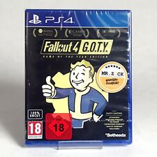 Fallout 4 GOTY - Fall Out IV Game Of The Year Edition - UNCUT - PS4  *nagelneu*