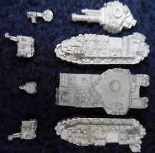 1998 Epic Imperial Guard Baneblade 2 Super Heavy Tank Citadel Warhammer Army 40K