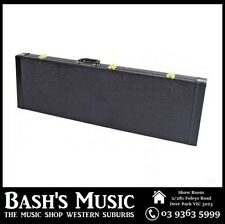 Electric Bass Guitar Hard Case Rectangular Precision + Jazz Case