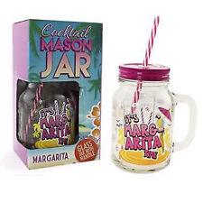Lesser & Pavey Cristal Margarita cóctel Jarra Masón lp26167